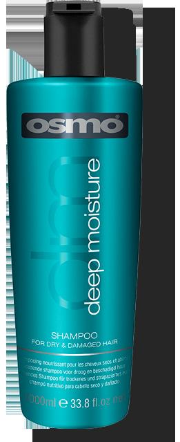 Deep Moisture Shampoo