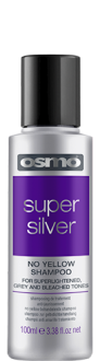 Super Silver No Yellow Shampoo