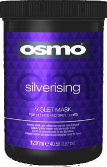 Silverising Violet Mask