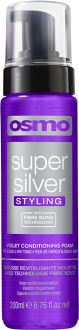 Super Silver Violet Conditioning Foam