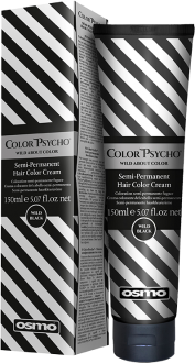 Color Psycho® Wild Black