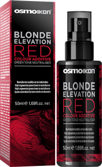 Blonde Elevation Colour Additive - Red