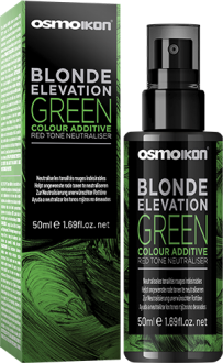 Blonde Elevation Colour Additive - Green
