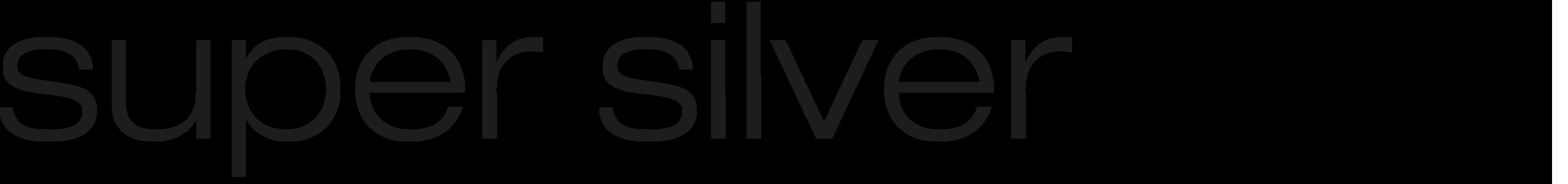 Super Silver Logo