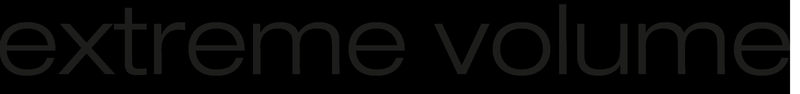 Extreme Volume Logo