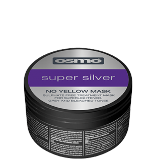 Super Silver No Yellow Mask